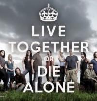 Live togehter, die alone