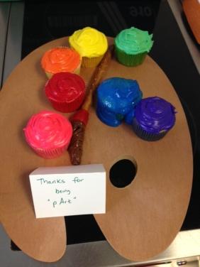 UBS Cupcake Sale