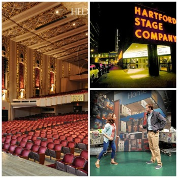 "The Bushnell Center for the Performing Arts, Hartford Stage, ""Love/Sick"" at TheaterWorks"