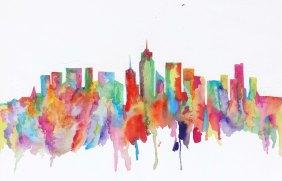 Art Connection -cityscapes