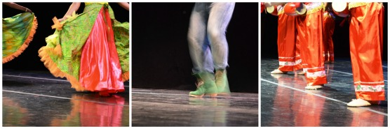 Boots blur, silk costumes shimmer, and feet stomp at the 2015 Ted Hershey Dance Marathon.