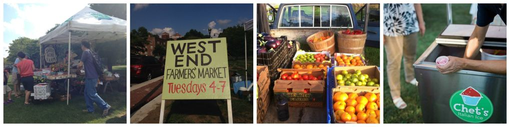 West End Farmers' Market