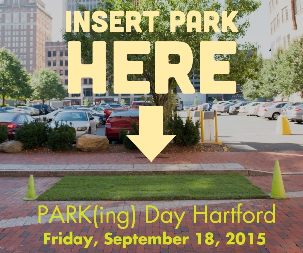 Parking Day - Park Here